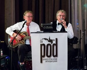 Sunday Music: The Pod – Westcave Cellars